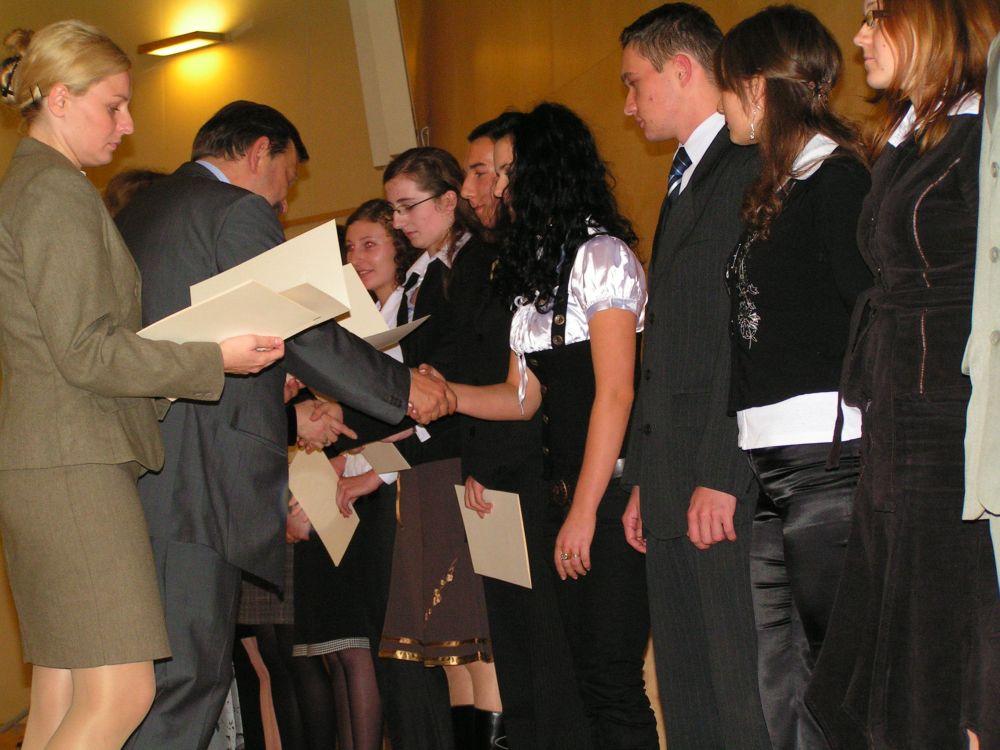 Stypendium Prezesa Rady Ministrów 2008