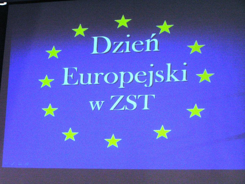 Dzień Europejski w ZST