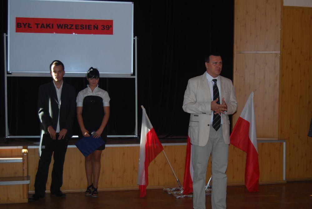 Rozpoczęcie roku szkolnego 2010-2011