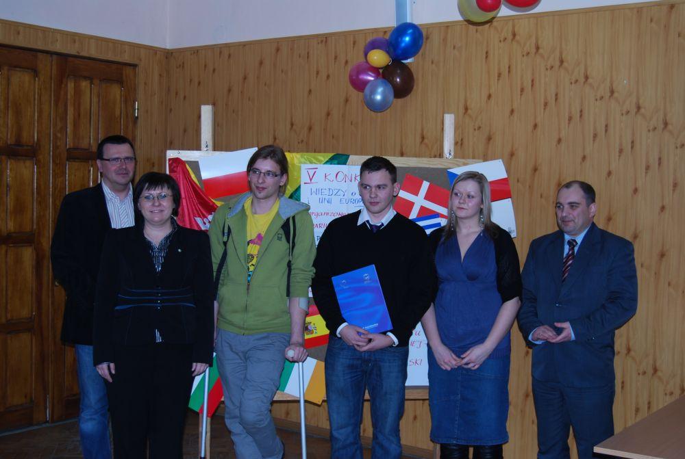 Konkurs wiedzy o Trzciance 2011