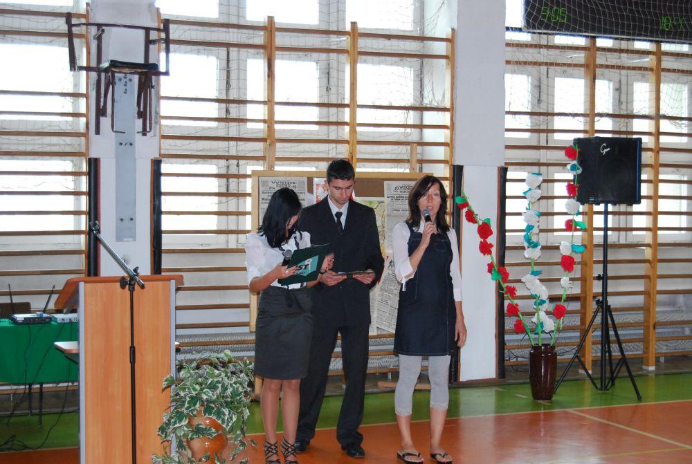 Uroczyste rozpoczęcie roku szkolnego 2011 – 2012