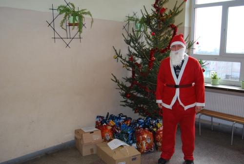 Dary dla bezdomnych 2011
