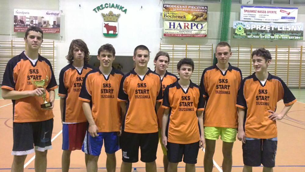 Mistrzostwa powiatu w piłce koszykowej 2011