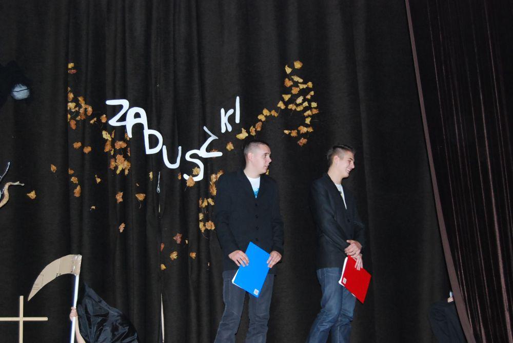 Zaduszki 2012