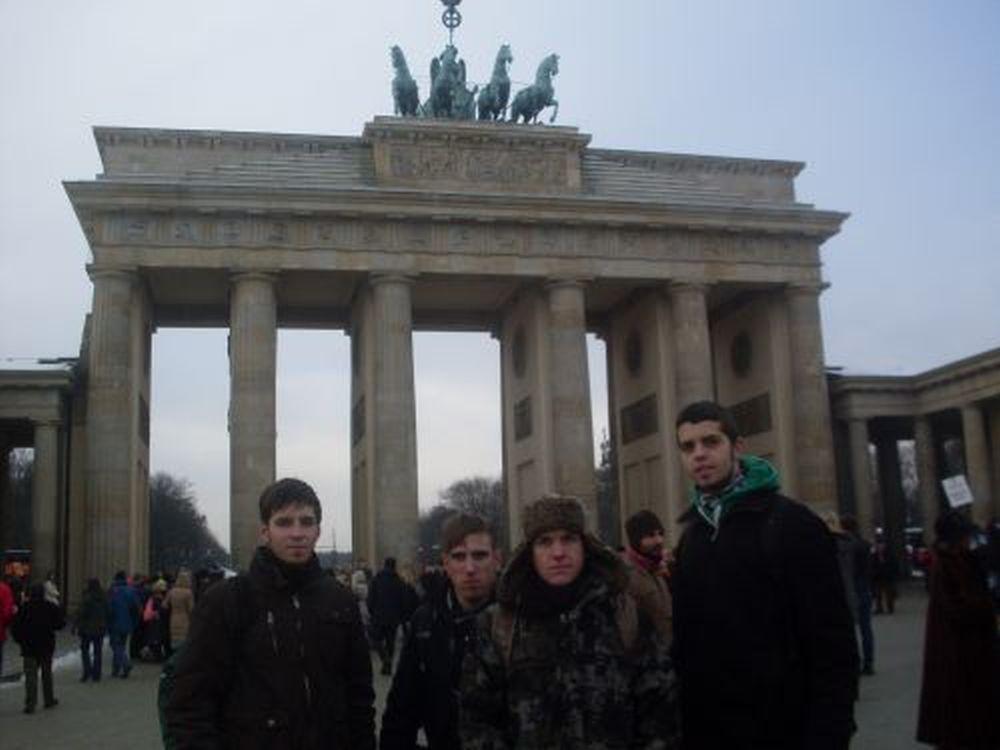 Wycieczka do Berlina 2012