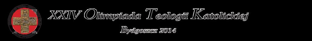 Szkolny etap Olimpiady Teologii Katolickiej 2013