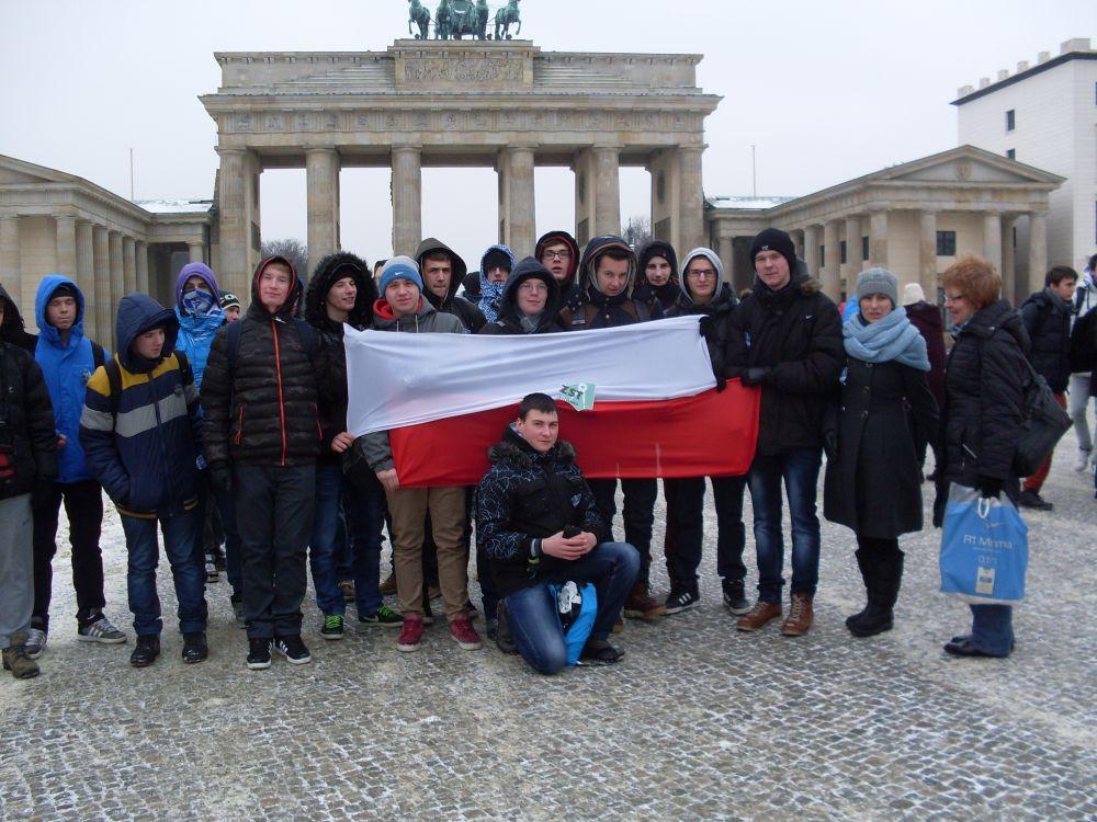 Wycieczka do Berlina 2014