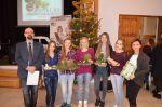 XVIII Powiatowy Konkurs Układania Stroików Bożonarodzeniowych