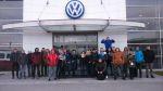 Wycieczka do SKODA AUTO LAB i do Firmy Volkswagen Poznań