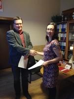 Podpisanie porozumienia pomiędzy ZST a AHE
