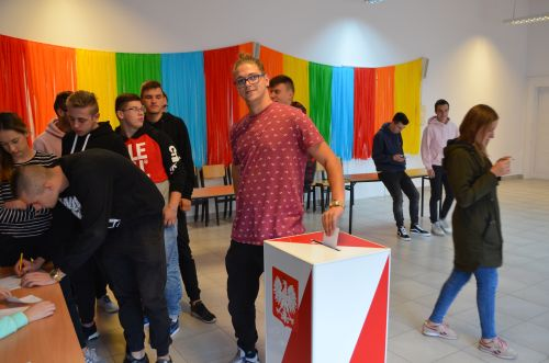 Wybory do samorządu uczniowskiego 2018