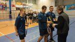 Drużynowe mistrzostwa powiatu w badmintonie 2019