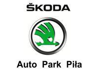 Logo Skoda Auto Park Piła