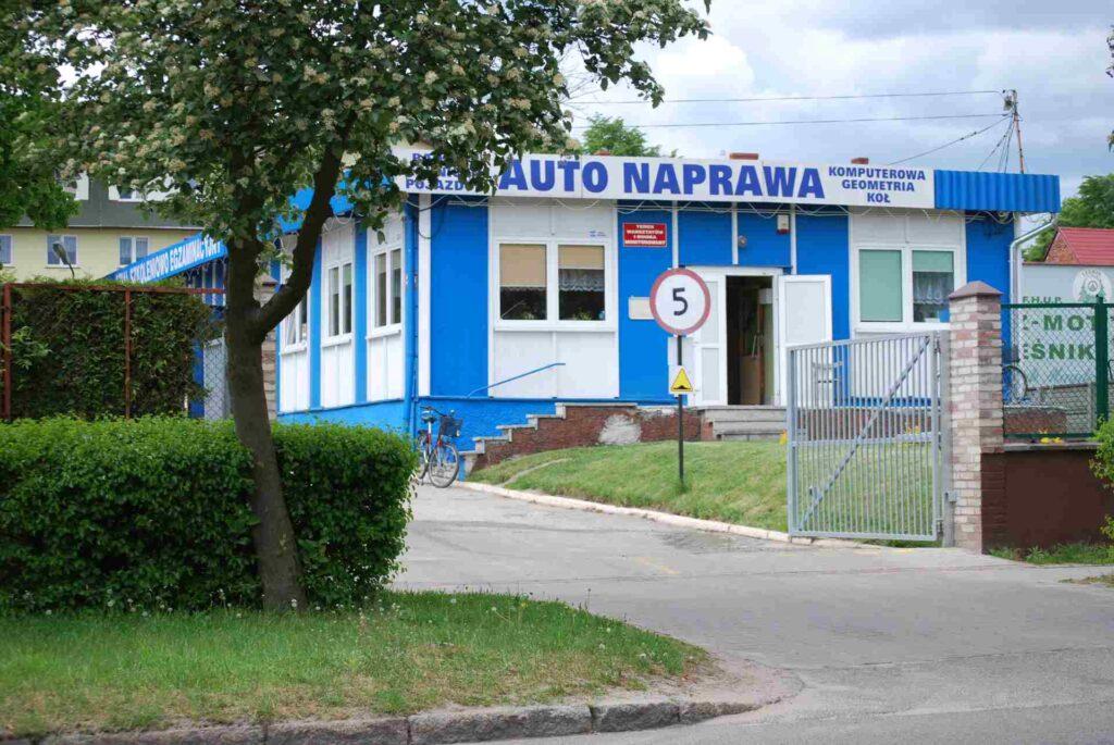 wejście na warsztaty szkolne
